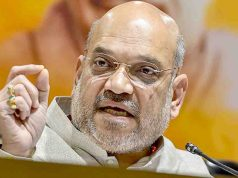 Amit Shah, Home Minister of India