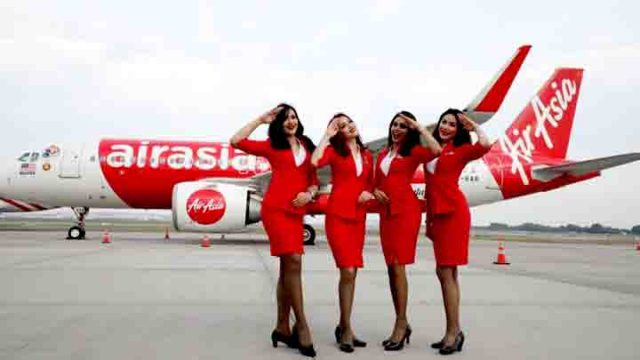 Air Asia also started its domestic flight service
